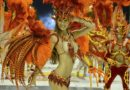 Gualeguaychu Carnival in Argentine